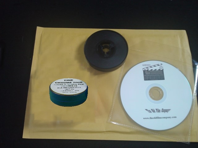 THE THRILL OF REEL FILM